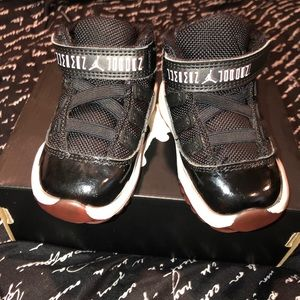 Exclusive Jordan Bred 11 Toddler 5C